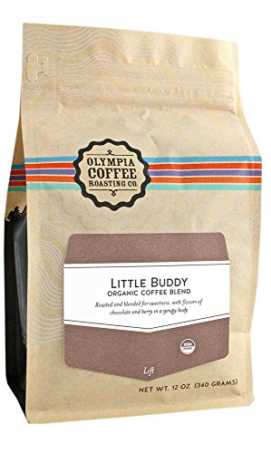 olympia-coffee-little-buddy-organic-blend-medium-roasted-organic-shade-grown-whole-bean-coffee-12-ou