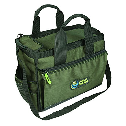 Wild River by CLC WN3715 Multi-Tackle Closed Top Bag, Trays Not Included