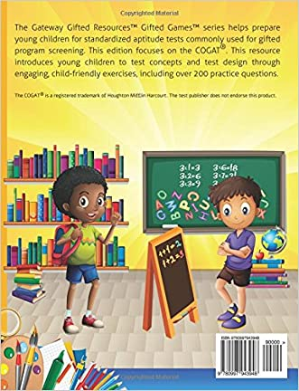 Gifted and talented cogat test prep gifted test prep book for the gifted and talented cogat test prep gifted test prep book for the cogat level 7 fandeluxe Image collections