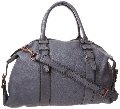 Liebeskind Berlin Minabotala Shoulder Bag,Blue,One Size, Bags Central