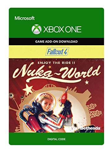 Fallout 4: Nuka-World  - Xbox One Digital Code by Bethesda