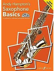 Saxophone Basics Book and CD: Pupil's Book