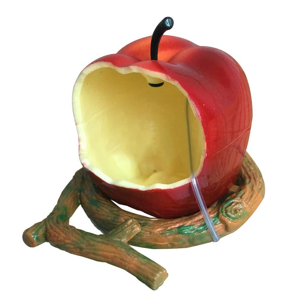 OMEM Alimentador de Frutas, alimentador de Jaula de pá jaros, alimentació n de Alimentos, pá jaros al Aire Libre, Alimentos para Alimentos alimentador de Jaula de pájaros alimentación de Alimentos pájaros al Aire Libre