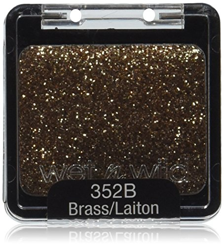 Wnw Coloricon Gltr Shad B Size .05 O Wet N Wild Coloricon Glitter Shadow 352b Brass 0.05oz