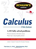 Schaum's Outline of Calculus, 5th ed. (Schaum's Outline Series)