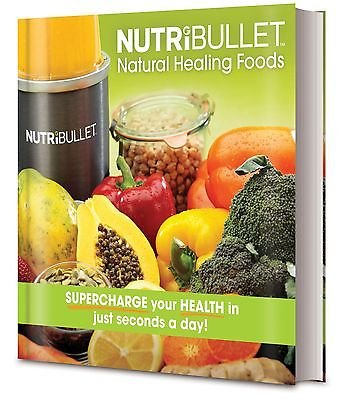 Amazon nutribullet natural healing foods recipe cook book brand nutribullet natural healing foods recipe cook book brand new hardcover by blenders forumfinder Image collections