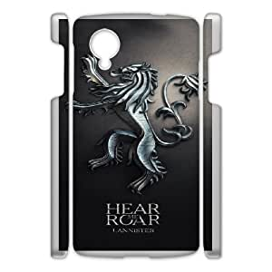 Game of Thrones For Google Nexus 5 Case protection phone Case ST149059