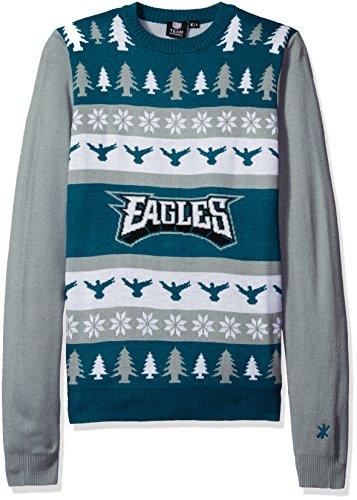 (Philadelphia Eagles One Too Many Ugly Sweater Extra)