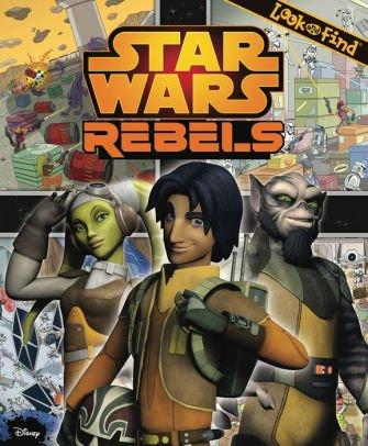 Star Wars Rebels Look & Find pdf epub