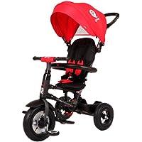 QPLAY Triciclo Evolutivo para Bebés Rito con Ruedas