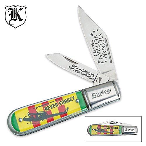 Vietnam Veteran Barlow Pocket Knife