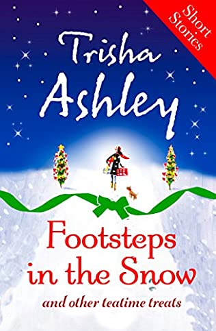 book cover of Footsteps in the Snow