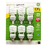 GE 23 Watt Energy Smart CFL - 100 Watt Replacement (pack of 12) (12 PACK)