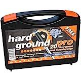 Blue Diamond Hard Ground Pro Pegs 20's With Free Case by Blue Diamond