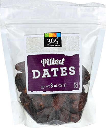 365 Everyday Value Dates - Pitted, 8 oz