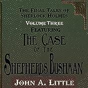 The Shepherds Bushman: The Final Tales of Sherlock Holmes, Book 3 | John A Little