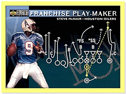 online store ab69b 29519 1996 Collector's Choice Update #U74 Steve McNair HOUSTON ...