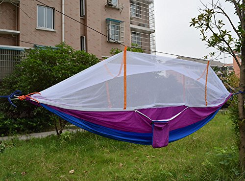 Yosoo hammocks mosquito lightweight parachute
