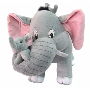 Tickles Mother Elephant Stuffed Plush Soft Toys Kids India 2020