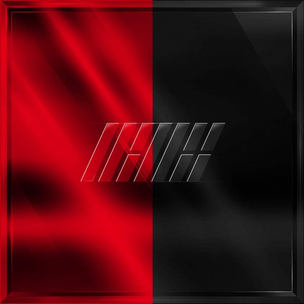 iKON - NEW KIDS REPACKAGE Album [THE NEW KIDS] (Black + Red, all versions Set) 2Packages + 2Keyring + 2Photocard + 2 On Pack Poster + Photobook + Folded Double Sided Poster + Extra Photocards Set