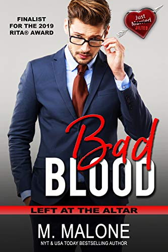 Bad Blood (Left at the Altar Book -