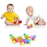 2 Pack Kids Child Develepmental Toy Movement Caterpillar Plastic Toys Wind-up Toys Gift