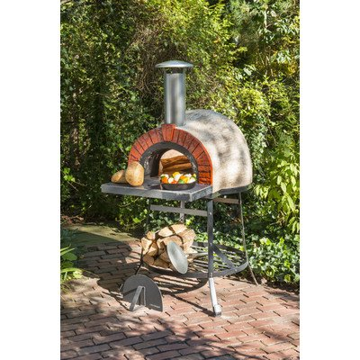 Wood Fired Oven Ad50 (White Cedar Outdoor Furniture Care)