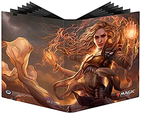 Ultra Pro Magic The Gathering Modern Horizons Serra 9 Pocket Pro Binder