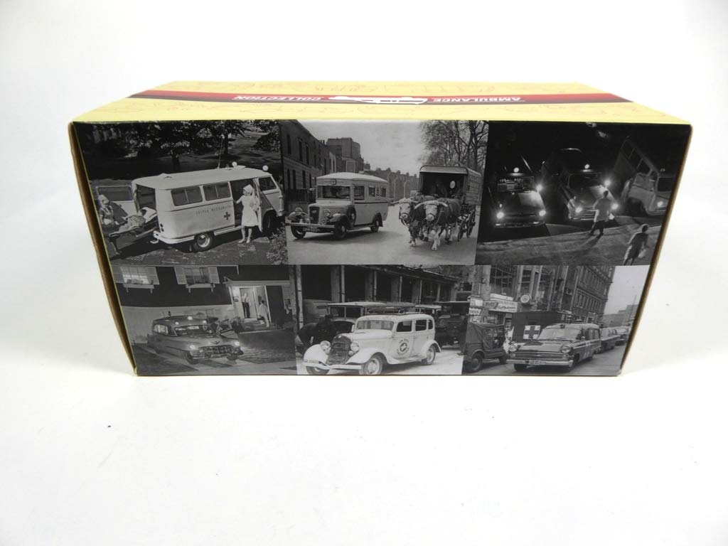 7495002 Ambulance Cadillac Superior Miller Meteor 1959 1//43