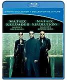 Matrix Reloaded / Matrix Revolutions (2-Movie Collection) [Blu-ray] (Bilingual)