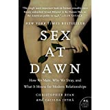 Sex At Dawn How We Mate Why