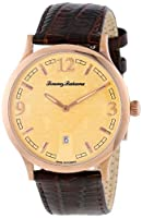 Tommy Bahama Swiss Men's TB1238 Steel Drum Pineapple Dial Brown Watch from Tommy Bahama Swiss