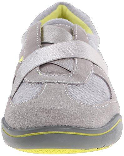 Fashion Grasshoppers Closure Light Sneaker Women's View ALT Grey xvrqwIvO