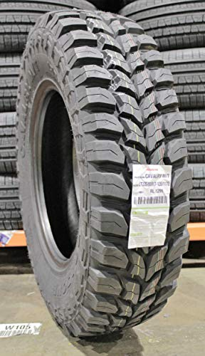 Road One Cavalry M/T Mud Tire RL1291 235 80 17 LT235/80R17, E Load Rated