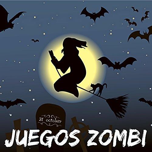 Juegos Zombi - La Aterradora Exploracion Nocturna con Efectos de Sonido de Miedo -