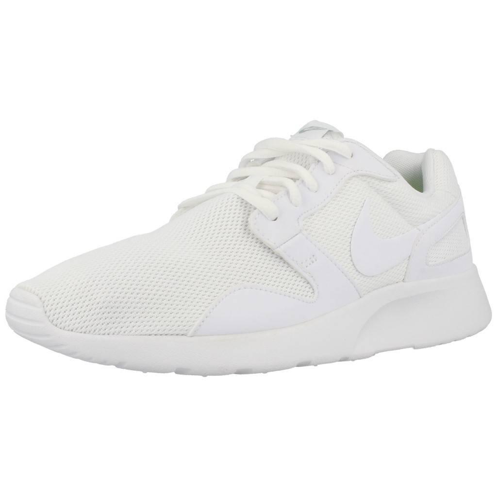 Nike Kaishi, Zapatillas de Running para Hombre 39 EU|Varios Colores (Blanco / Gris (White / White-wolf Grey))