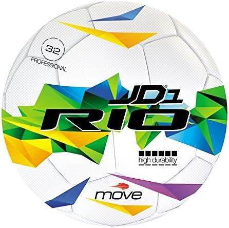Vision One JD14_Rio_PIL_Pro - Balón de fútbol (tamaño 3), Color ...