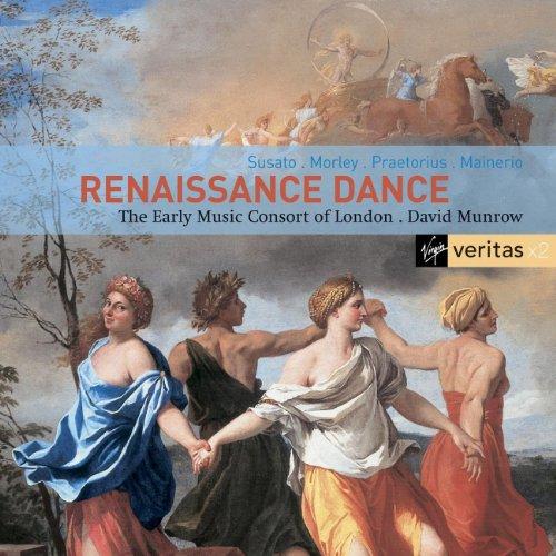 Renaissance Dance: The Early Music Consort of London. David Munrow