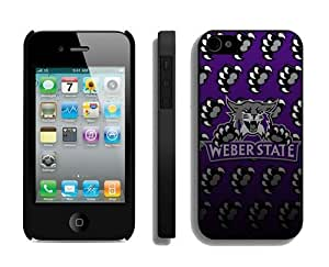 Best Iphone 4s Case Weber State Wildcats 8 Mobile Phone Mate Protective Cover for Iphone 4 Accessories by Maris's Diary