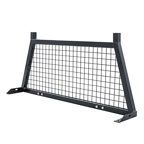 Apex HA V2 Adjustable Steel Mesh Headache Rack ()