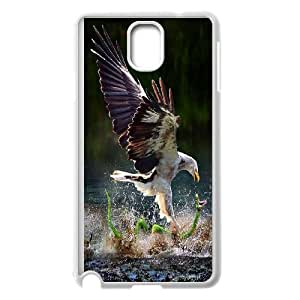 K-G-X Phone case For Samsung Galaxy NOTE4 Case Cover Case-Pattern-12 Flying Eagles Protective Back Case BY RANDLE FRICK by heywan