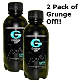 Grunge Off Ez Clean Pipe Cleaner 16oz Glass, Metal, Pyrex (2 Pack)