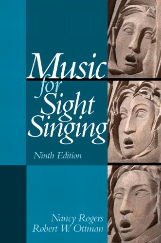Music F/Sight Singing Text (Sp)