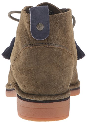 Hush Puppies Cyra Catelyn - Botas Mujer Dark Olive suede