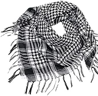 MIRHAB Shemagh Scarf For Unisex