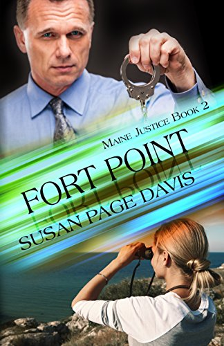 Fort Point (Maine Justice Book 2) cover