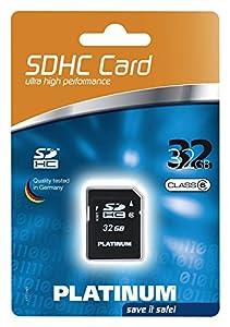 Tomtom Sd Karte Installieren.Platinum 32 Gb Class 6 Sdhc Speicherkarte Speicherkarte Halt