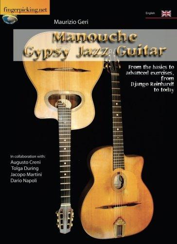 Manouche Gypsy Jazz Guitar -  (Video on line) ()