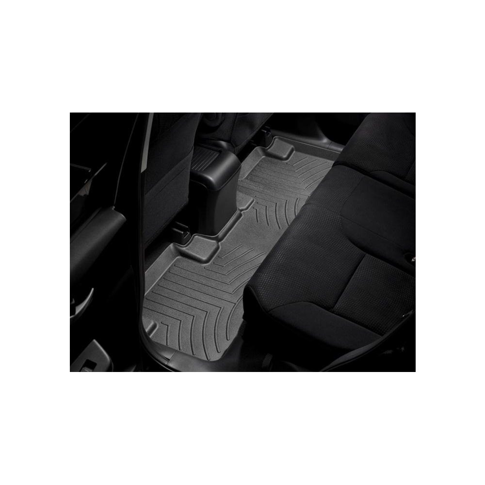 Weathertech floor mats amazon ca - Amazon Com 2012 2015 Honda Crv Weathertech Floor Liners Full Set Includes 1st And 2nd Rows Fits Ex L And Touring Models Only Black Automotive