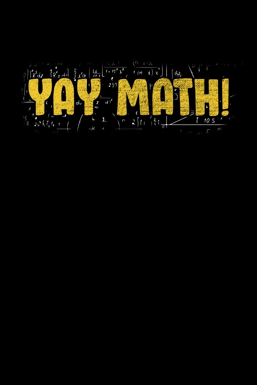 Yay Math!: 120 page Half Blank Half Graph Paper 5 X 5 Squares Math ...